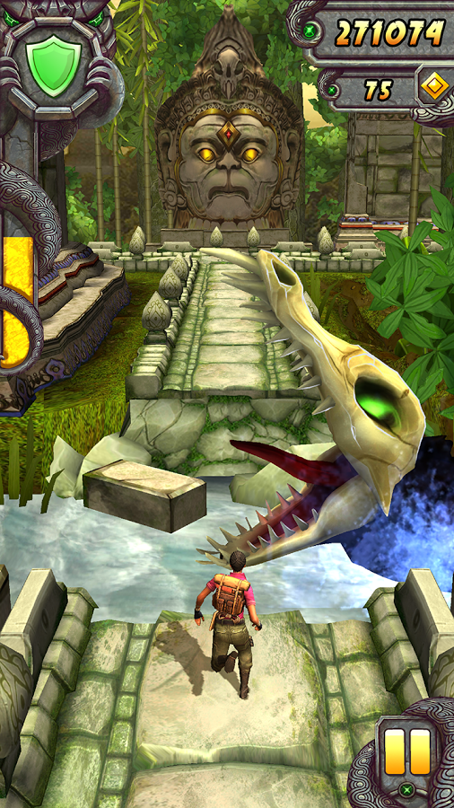 Free Download Temple Run 2 v1.39.1 Mod Apk Unlimited Money