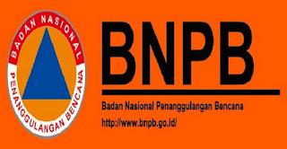 Lowongan Kerja BNPB Terbaru 2019