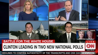 CNN's Stelter Blames Firebombing of NC Republican Office on Trump's 'Over Heated' Rhetoric