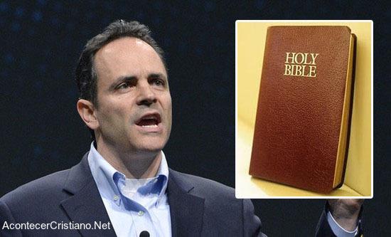 """Declaran """"Año de la Biblia"""""""