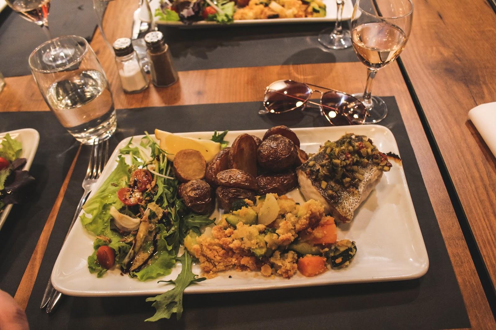 Restaurant Le Comptoir des Docks