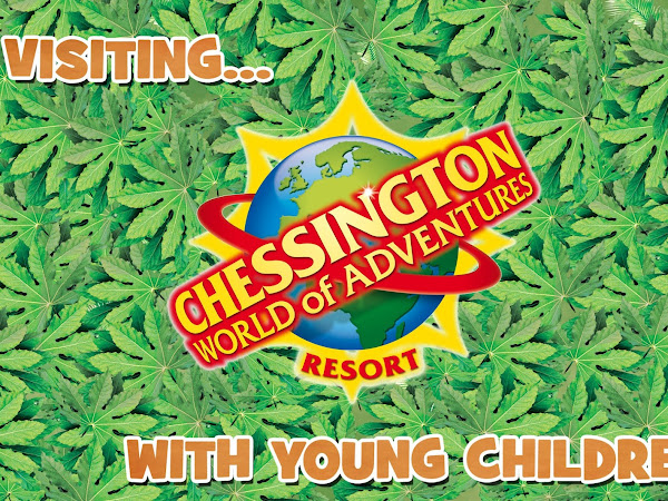 Guide To Visiting Chessington With Young Children
