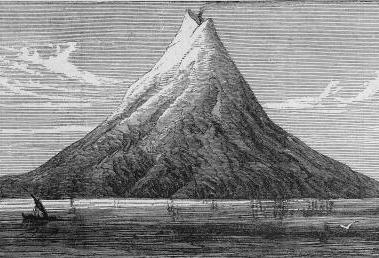 Gunung Krakatau, Sejarah Gunung Krakatau, Informasi Unik tentang Gunung Krakatau.
