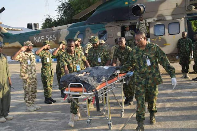 Image result for Boko Haram kills four soldiers in Borno