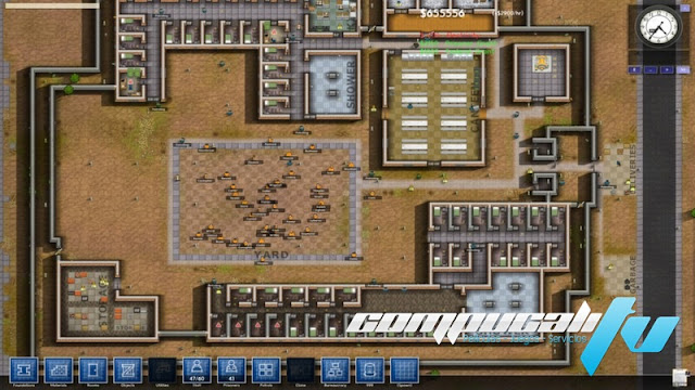Prison Architect PC Full 1.0