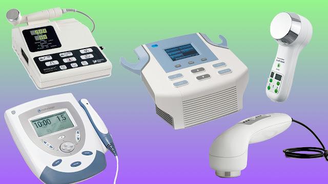 好痛痛 超音波治療 儀器 物理治療 儀器治療 攜帶式 機台