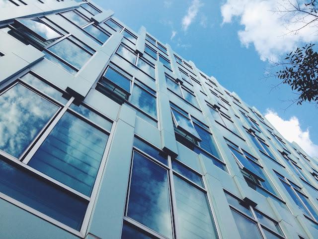 Architecture in Williamsburg, Brooklyn