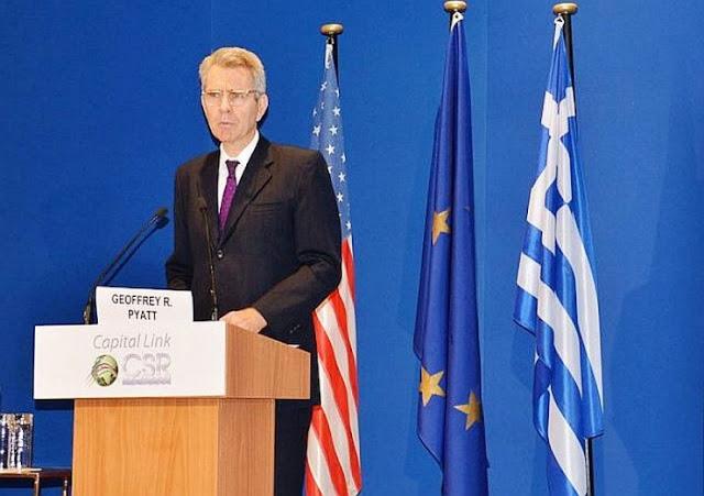 Κομματικά πάθη-δηλητήριο στις ελληνοαμερικανικές σχέσεις