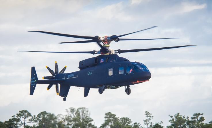 Армія США визначила претендентів на заміну UH-60 Black Hawk