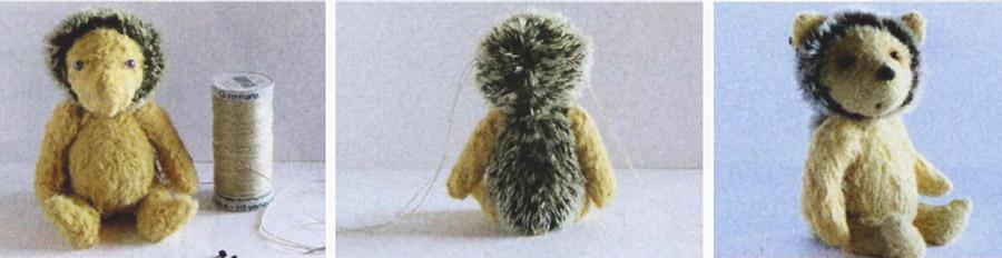 Мягкая игрушка Мишка Тедди. Шьем сами. Teddy Bear