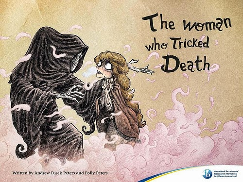 http://vrilustracion.blogspot.com.es/2013/11/the-woman-who-tricked-death.html