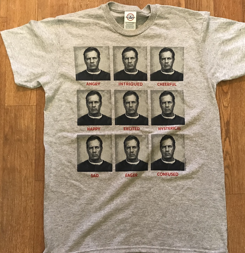 b71adba5 FACES OF BILL t-shirts | nePatriotsLife.com - New England Patriots ...