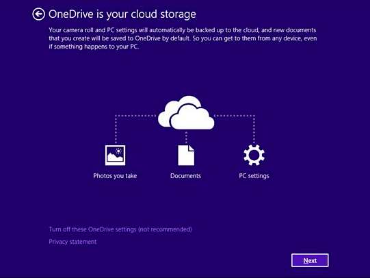 Matikan fitur sinkronisasi onedrive pada Windows 10
