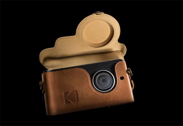 Kodak Ektra case