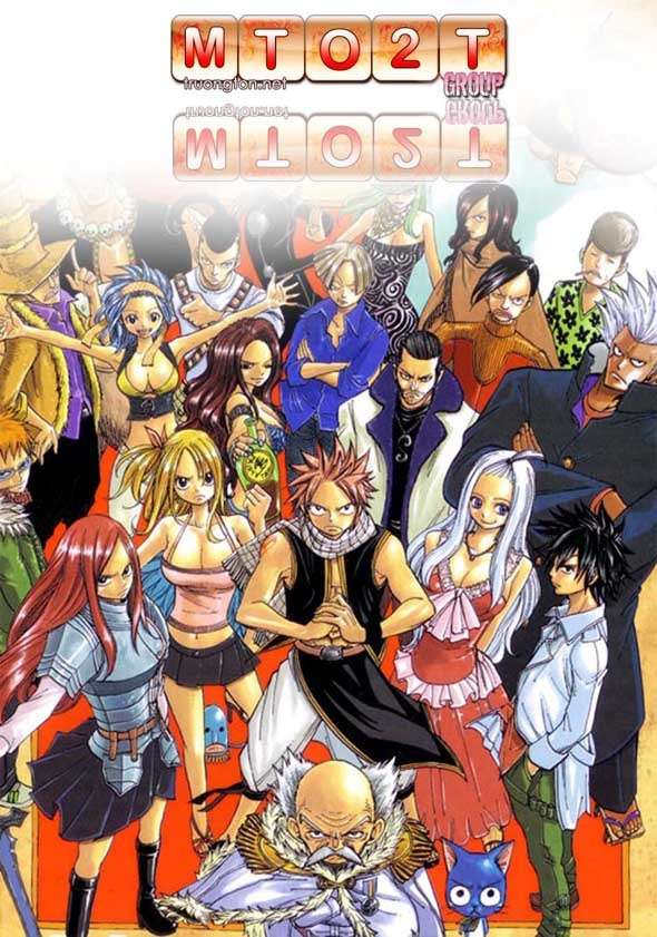 Fairy Tail Chap 134