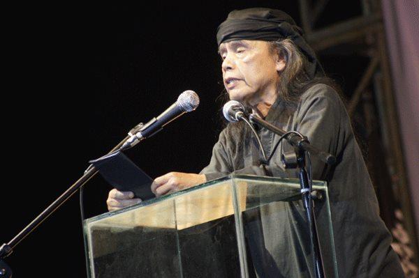 Abah Hideung (Pimpinan Ponpes An Nizhamiyah Sukabumi), Puisi Abad Khilafah