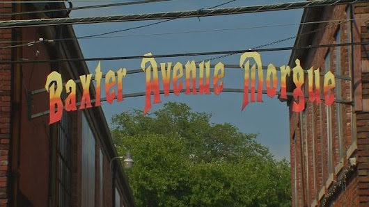 Haunted Review - Baxter Ave Morgue (by Ash)