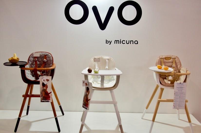 Trona OVO de Micuna