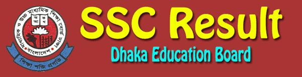 SSC Result 2018 Dhaka Board