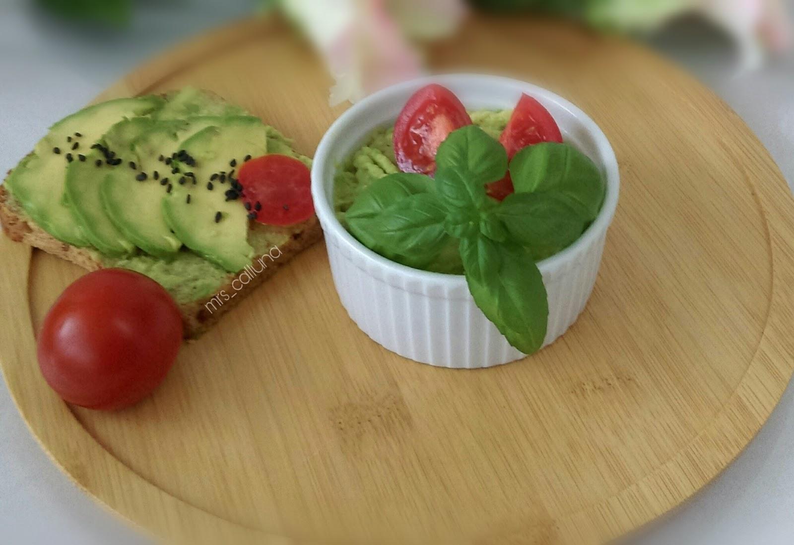 Z czym podawać guacamole