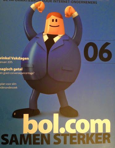 圖說: Samen Sterker 團結力量大的 BOL.com,圖片來源: JJ Jan