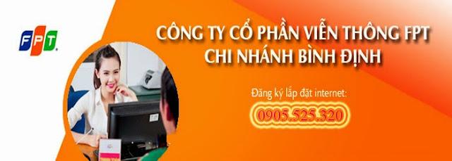 Lắp đặt internet fpt phường Ngô Mây