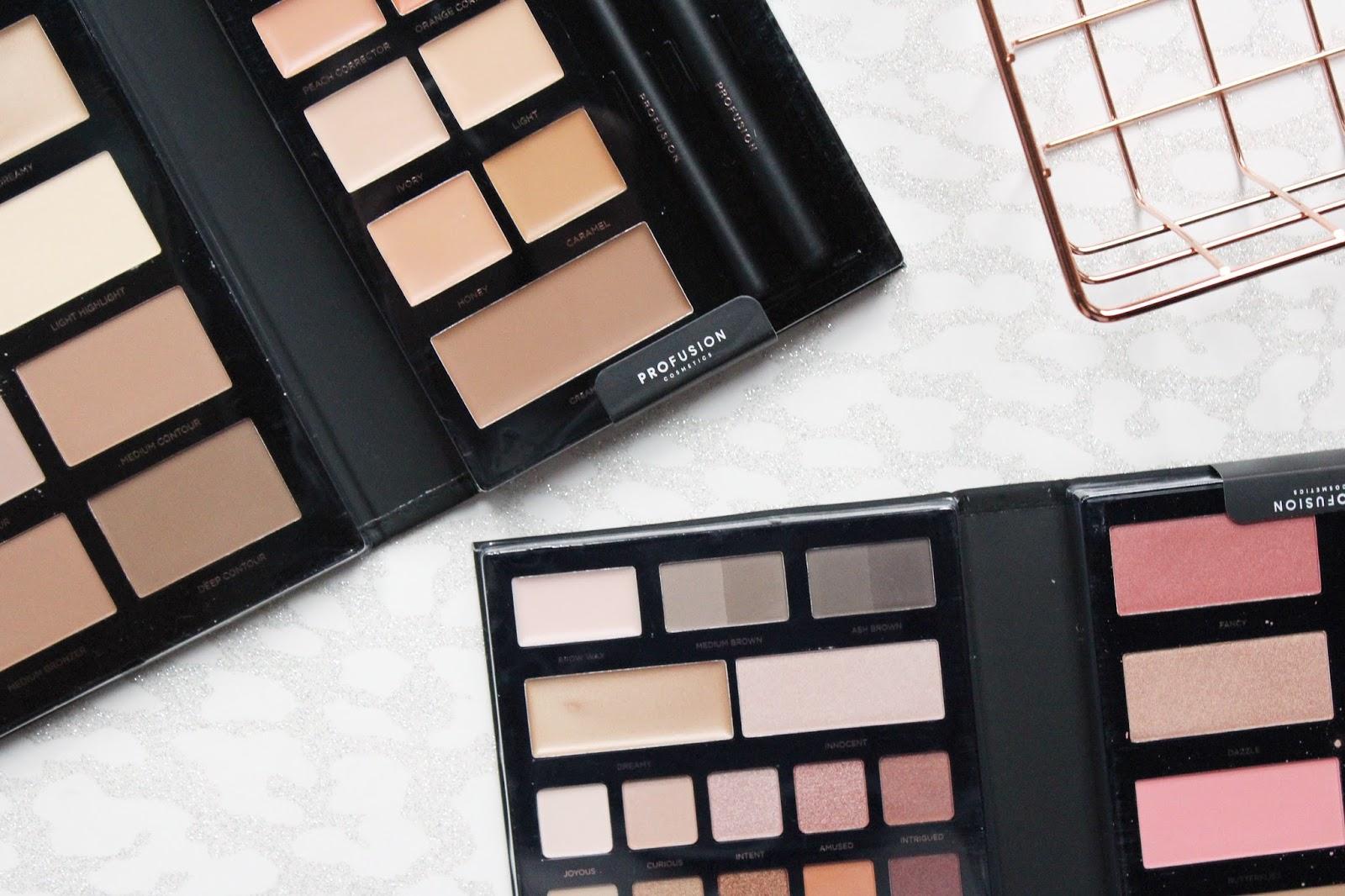 Profusion Makeup Palettes