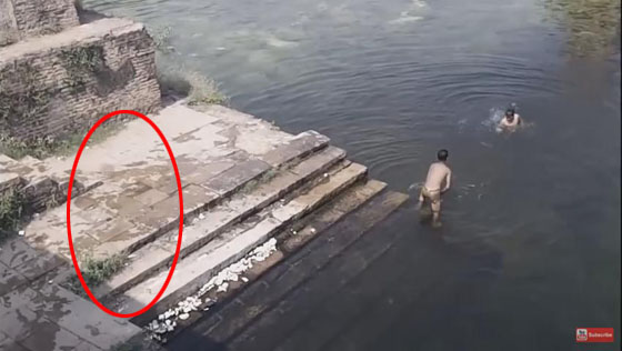 Video Makhluk Halus Terekam Mandi Bareng Anak-Anak di Sungai Viral di Youtube