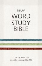 NKJV Word Study Bible cover