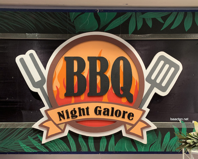 BBQ Night Galore Buffet @ Royale Chulan Bukit Bintang