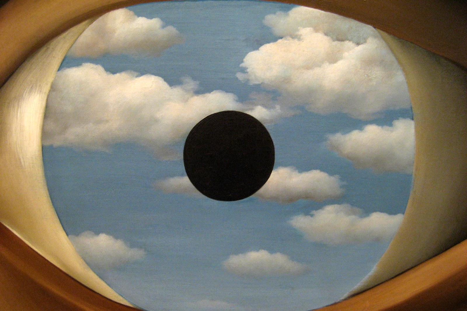 Cout la storia dell 39 uomo attraverso i sogni - Magritte uomo allo specchio ...