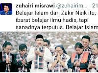 Aneh, Politikus PDIP: Belajar Islam dari Zakir Naik itu Salah Dan Tak Layak