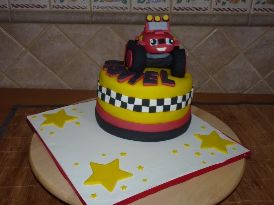 Happy Rd Birthday Julio Cake