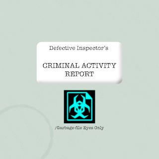 Defective Inspector Gaming report
