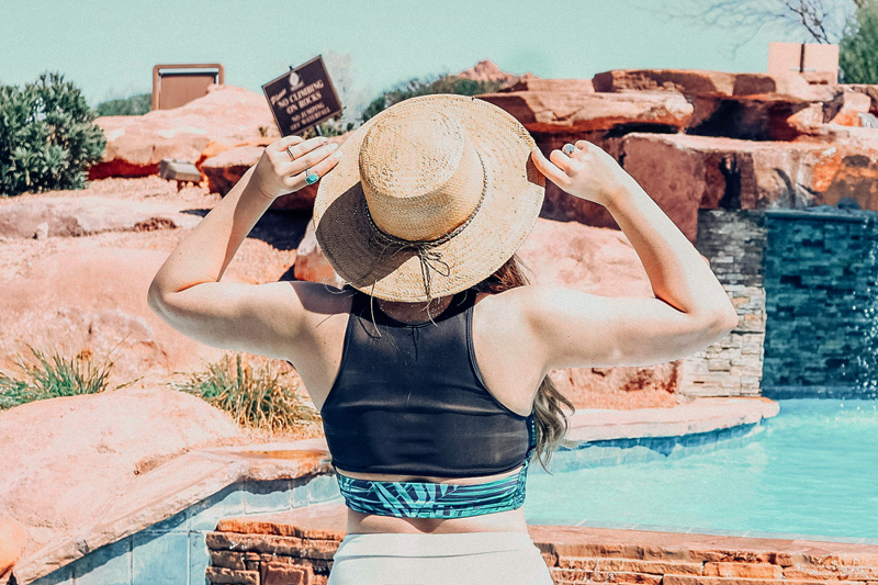 hat trends, straw hat, popular summer outfit