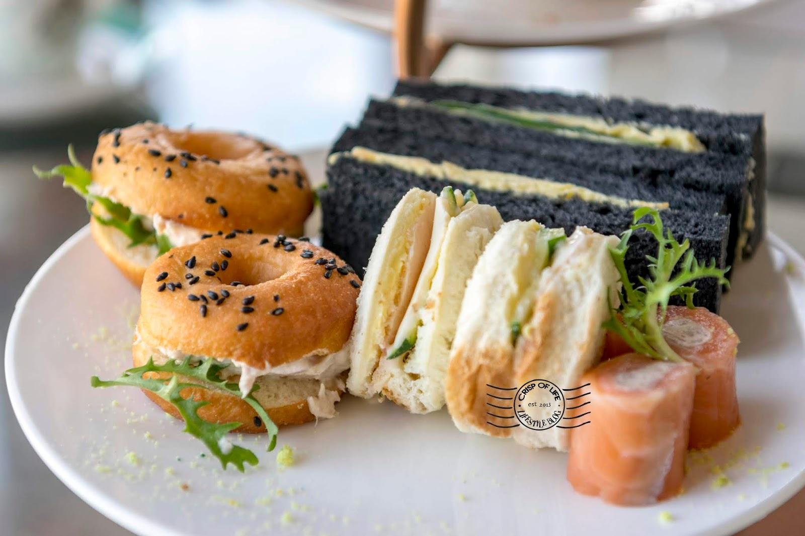 High Tea @ Top View Restaurant, The Top Penang, Komtar
