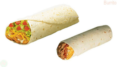 Burrito,Burrito dish,Burrito food