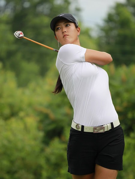 Tom Brady Michelle Sung Wie Female Golfer