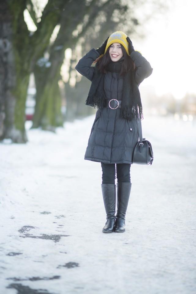 jak się ubrać zimą