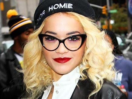 Rita Ora.... Concert day has arrived!