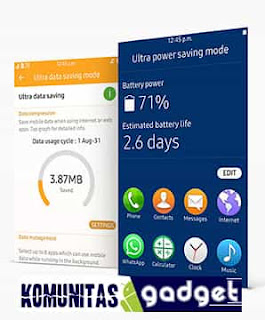 Ultra Power Saving Mode Samsung Z2 4G