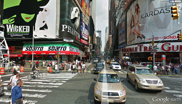 Google Lat Long Google Earth Now Available New Features Make - Google earth street view