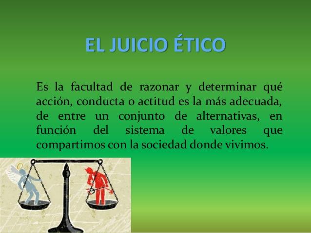 Juicio Ético ~ BITÁCORA DE UNA ESTUDIANTE DE NUTRICIÓN