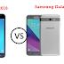 مقارنة بين هاتفين  Samsung Galaxy J3 2016 و samsung Galaxy J3 2017