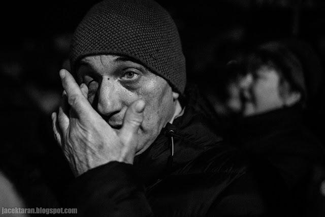 13 grudnia, stan wojenny, demonstracja, happening, krakow