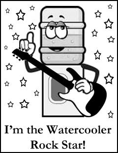 Watercooler Rockstar