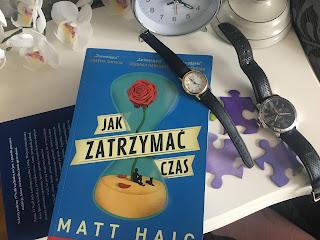 """[PRZEDPREMIEROWO]""""Jak zatrzymać czas"""" Matt Haig"""