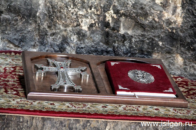 Монастырь Айраванк. Армения
