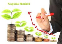 adalah pasar untuk berbagai instrumen keuangan jangka panjang yang bisa diperjualbelikan Pengertian, Fungsi dan Instrumen Pasar Modal