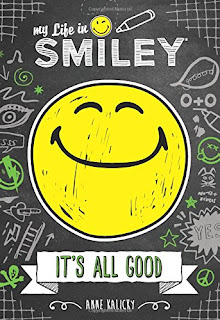 My Life in Smiley: It's All Good